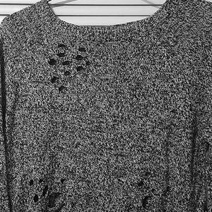 Grey Express Sweater